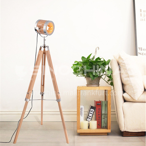 Floor lamp bedroom living room office simple modern Nordic creative personality floor lamp-ZMX-NMT3038A